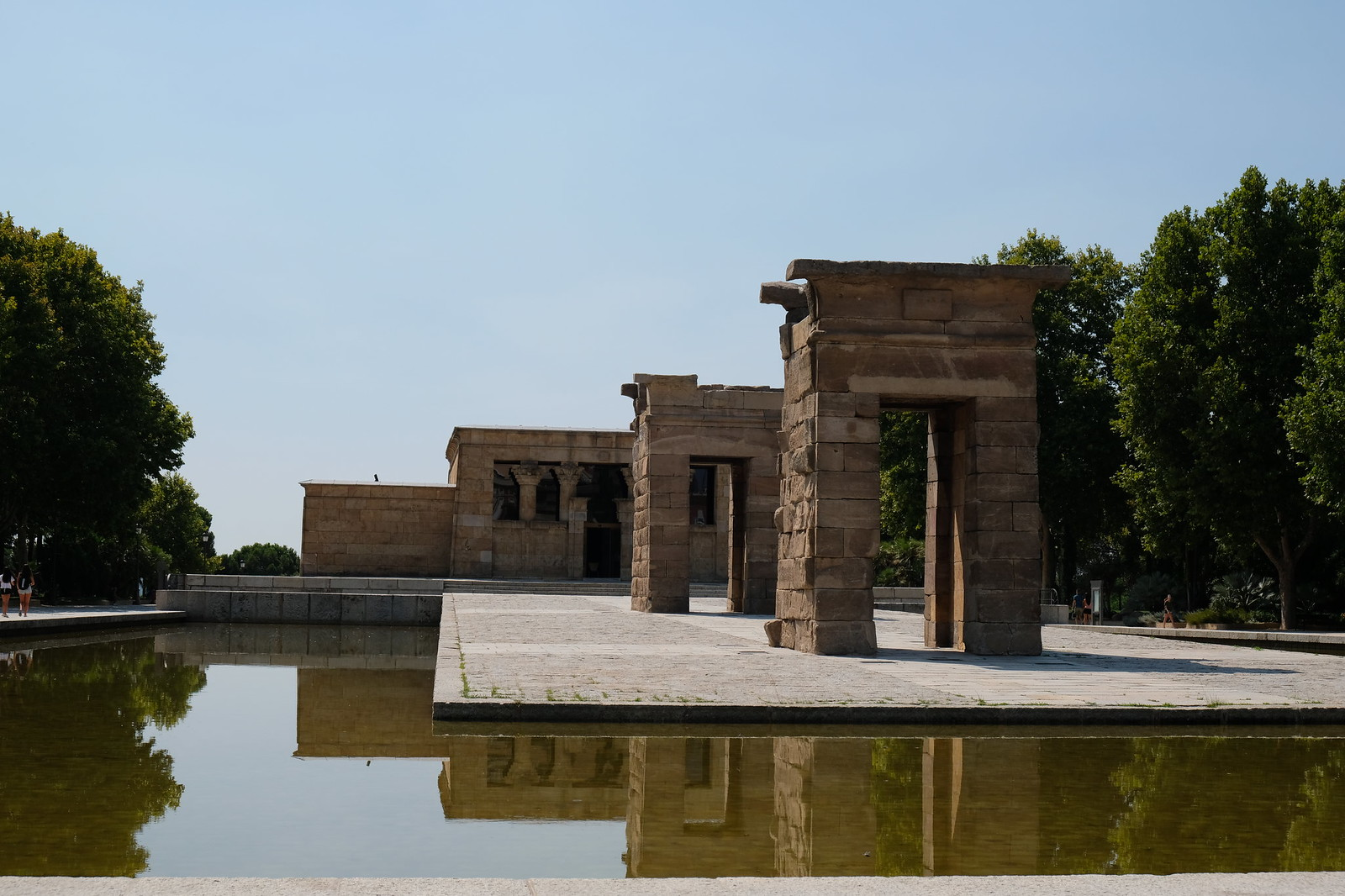 Temple of Debod | 2 Days in Madrid