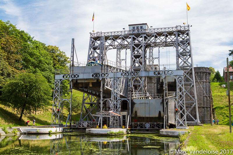 Belux Canal du Centre 2017