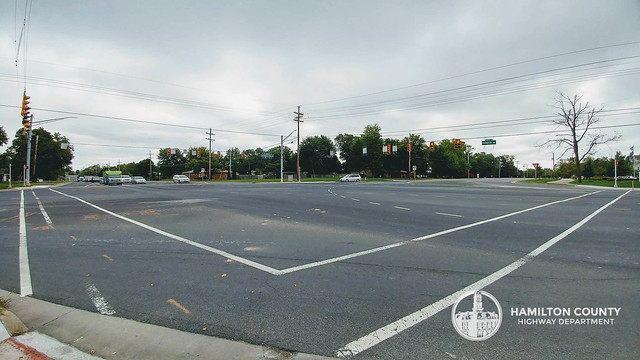 Allisonville Rd. & 146th St. Interchange