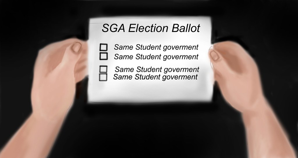 Editorial: Student government disappoints with their decision to not host fall elections