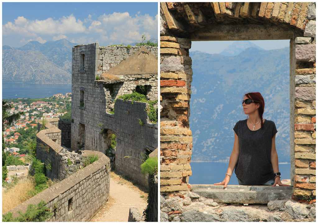 Exploring Kotor's Fortress