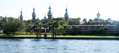 Scenic University of Tampa Plant Hall