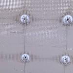 2 pluggen isolatie bij steenstrips