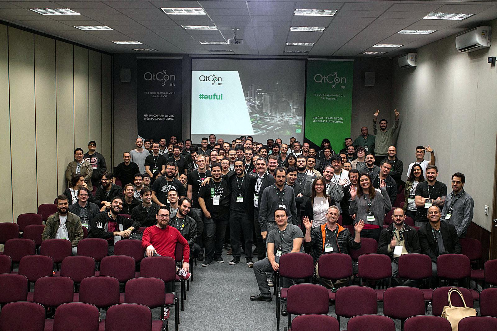 QtCon Brazil 2017