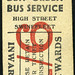 ticket - ben green bus swinefleet 1and6
