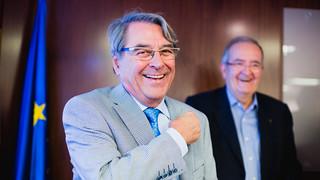 Distinció a Francesc Elías com a soci honorari de PIMEC
