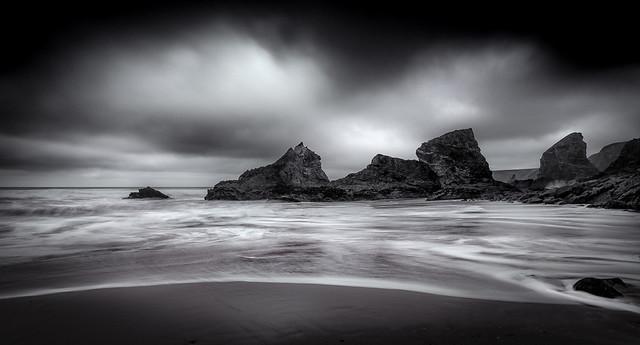 Beachscape Swirls