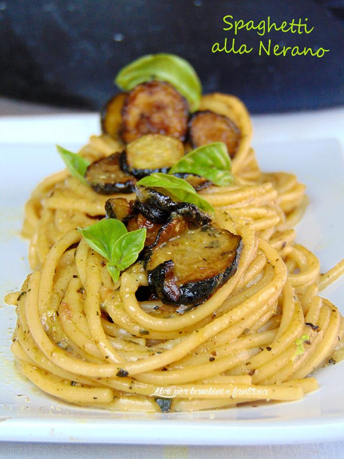 spaghetti alla nerano 7