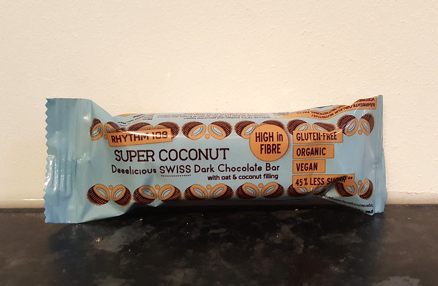 Rhythm 108 Super Coconut Bar