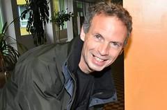 Richard Askwith běžel na Moravě