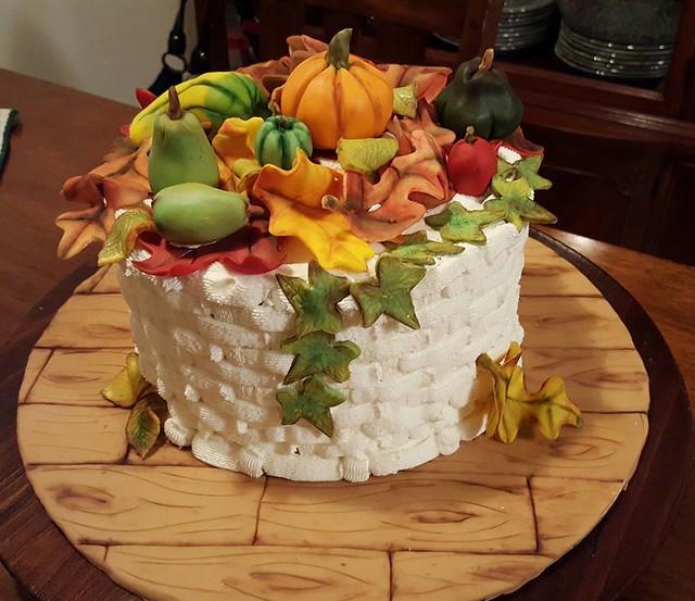 Cake by Barbara Taylor Price of BJ'S Cakes