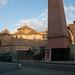 Chimenea de la fábrica del crémor tártaro