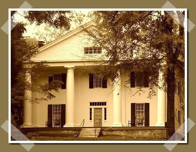 Bulloch Hall - Roswell