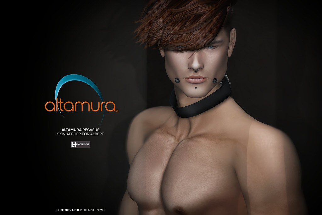 Altamura: L'Homme Magazine Anniversary Gift - SecondLifeHub.com