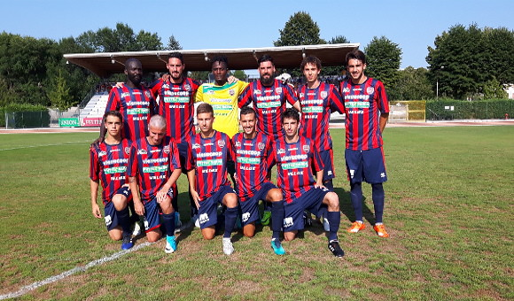 Amichevole (sotto il sole): Union Feltre - Virtus Verona 1-1