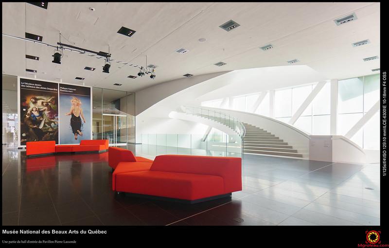 Musée National des Beaux Arts du Québec