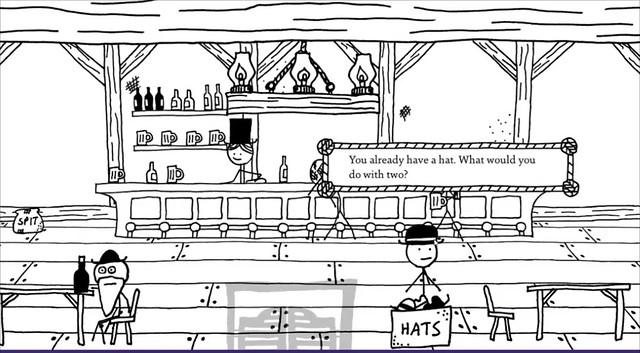 憎恨之西 - 帽子