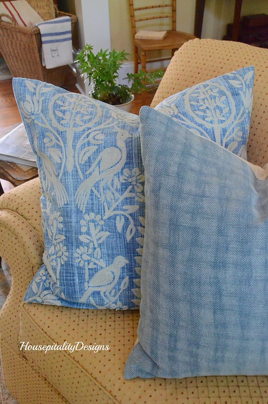 Pottery Barn Pillows-Housepitality Designs