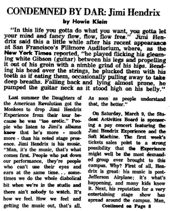 The Statesman - Stony Brook University - Stony Brook, New York 1968-03-01  1