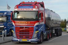 Hanstholm Containertransport
