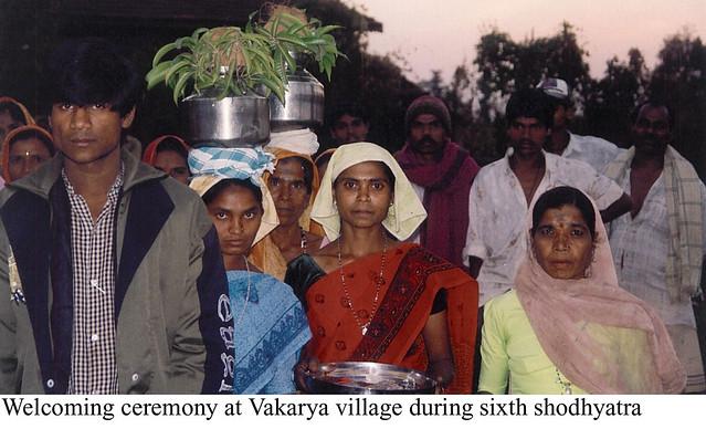 6th Mohandari to Dhulda (Gujarat-Maharashtra) December,2000