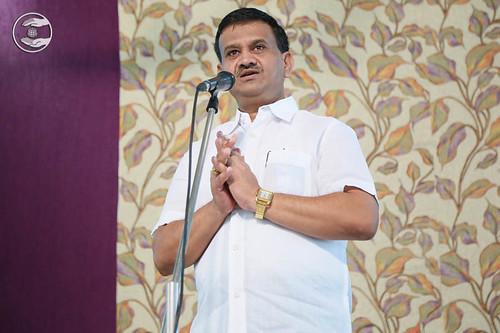 SNM Zonal Incharge, Nand Kumar Zambare