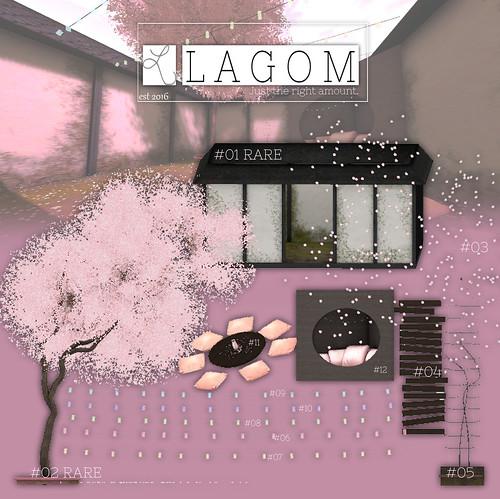 LAGOM - Free Spirit Gacha key