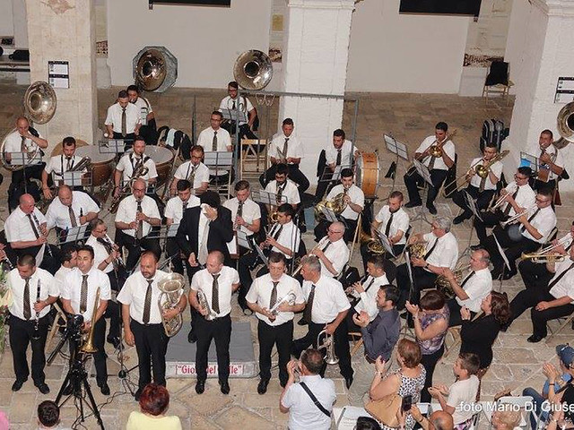 banda musicale falcicchio