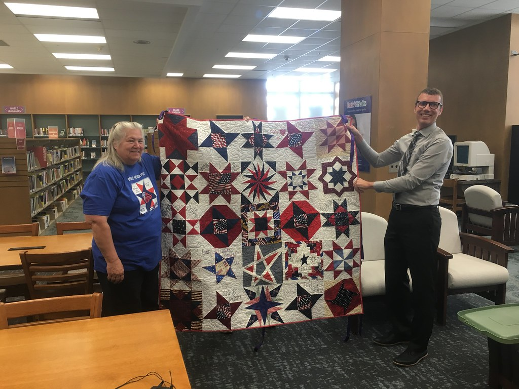 9/11 Memorial Quilt is Heading to Meridian Township
