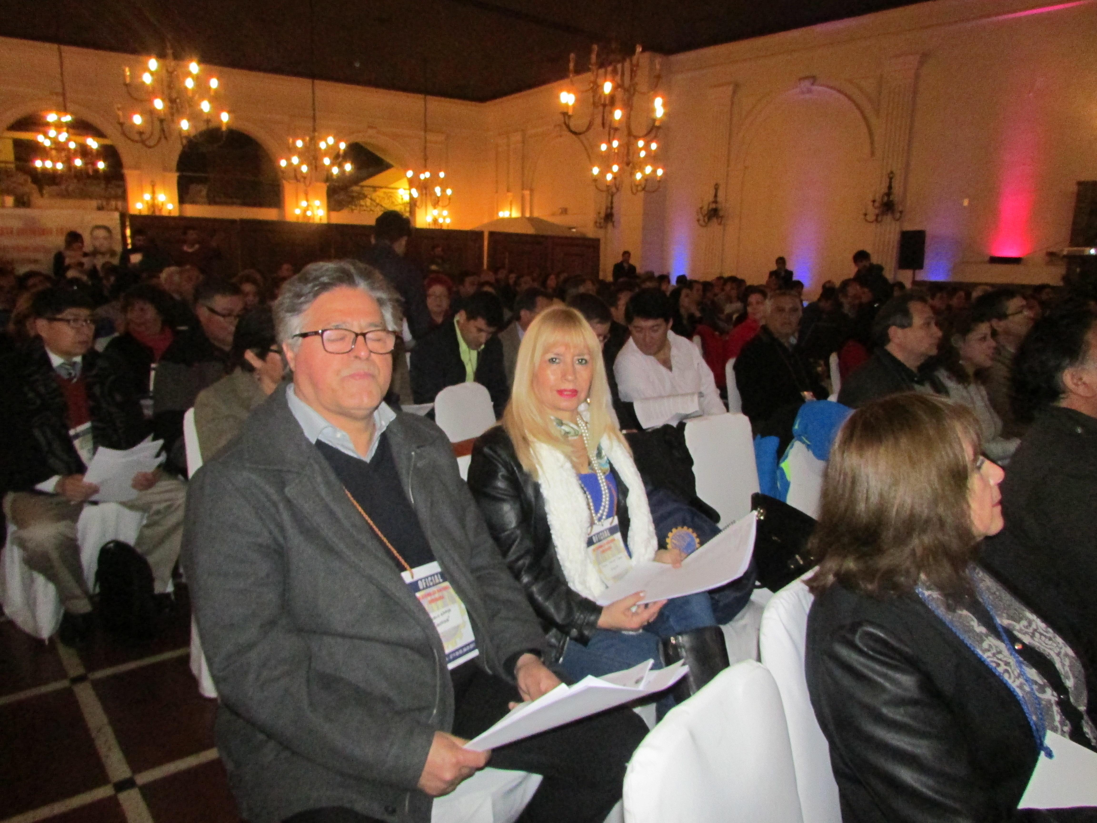 ANFINE participa en Asamblea Ordinaria ANEF - 26 Julio 2017