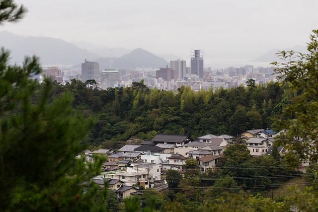 Temple à Hiroshima