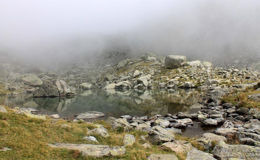 Lacs du Vénétier 20 août 2017