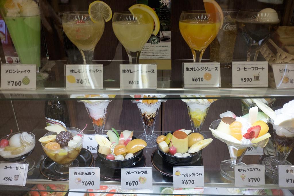 名古屋・喫茶リッチ 2017/08/28 X7009039