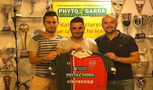 Mercato, Virtus Verona scatenata: ecco Domenico Danti