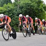 Ronde van Namen 2017 ploegentijdrit Florennes - Walcourt