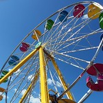 Big Rock Amusements Giant Wheel.