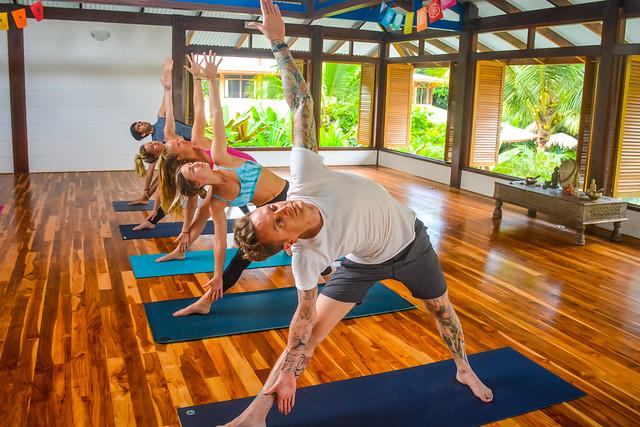 Advanced Yoga Teacher Training The Blue Osa Way