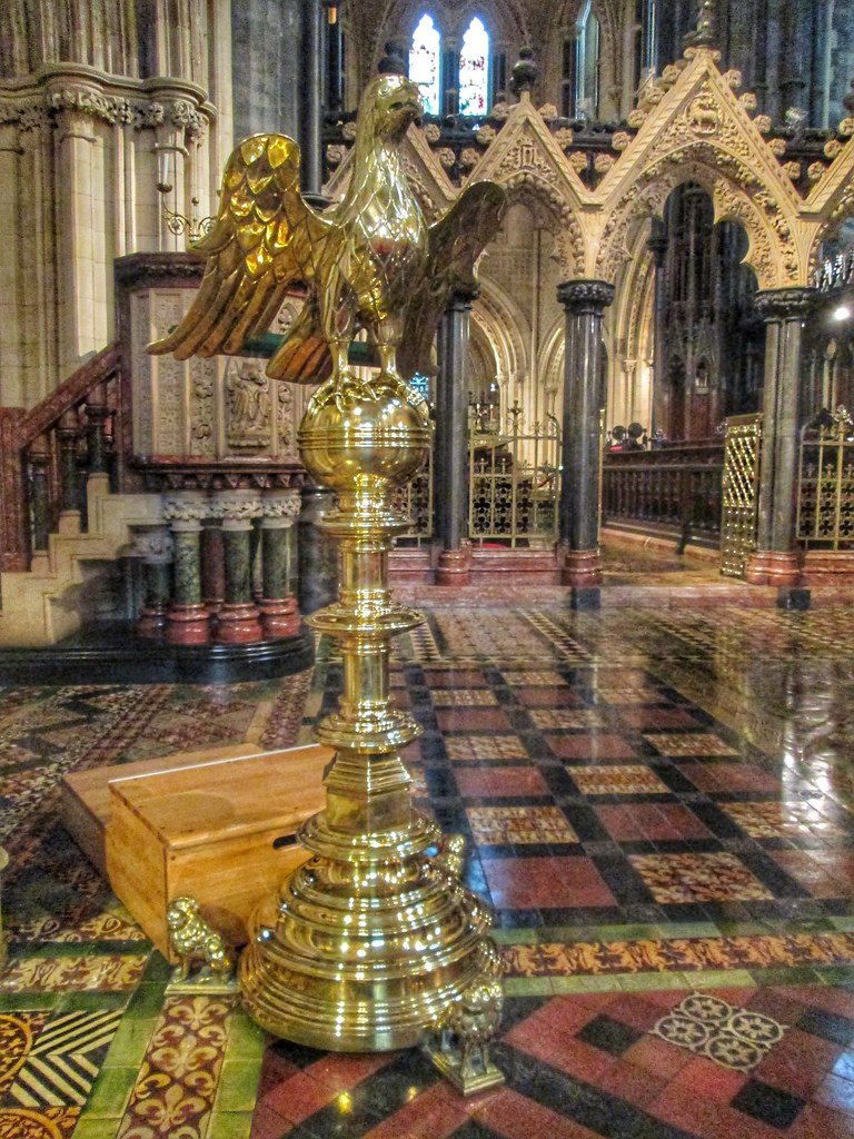 Christ Church Cathedral Eagle Stand