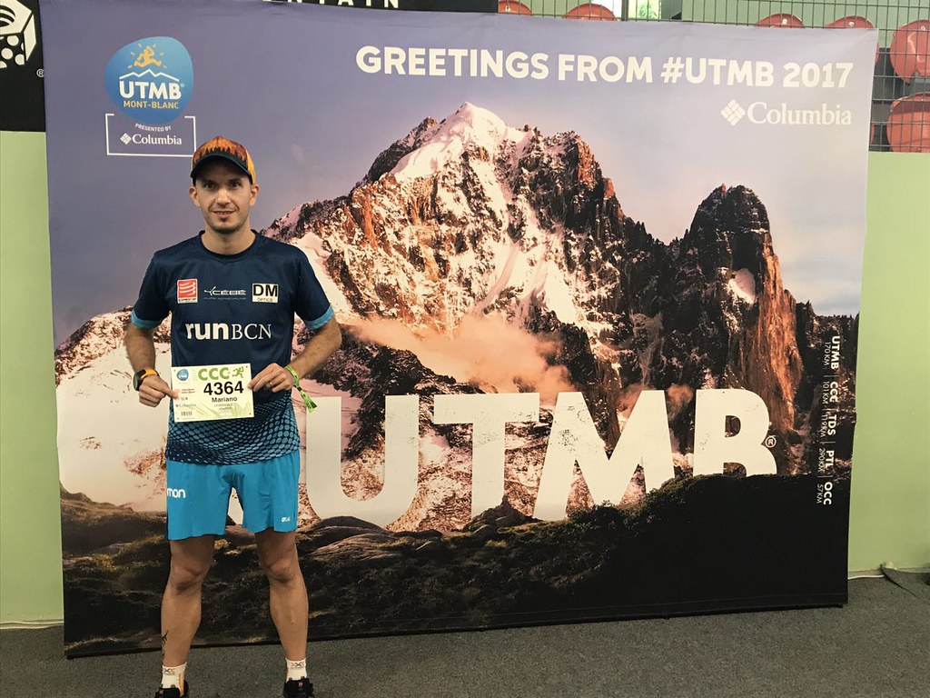 UTMB Acreditación Chamonix Mont Blanc