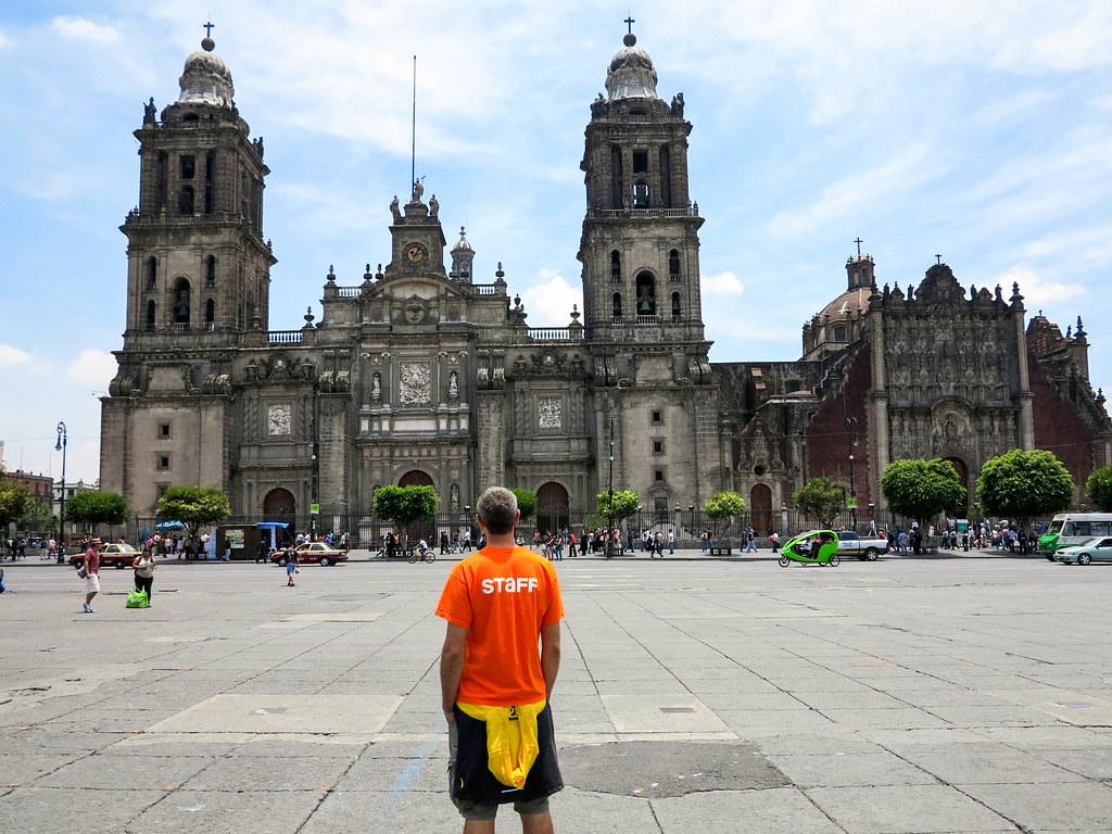 Plaza del Zocalo