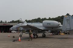 Thunderbolt A-10 from AFRC FW 442 AF79 Preflight Walkaround