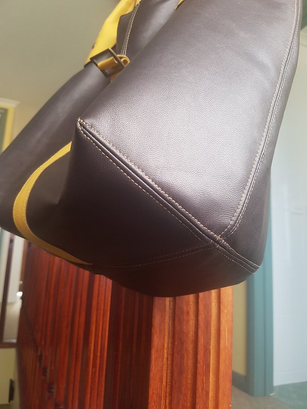 Style Arc London Tote Bag in leather from NSW Leather Co