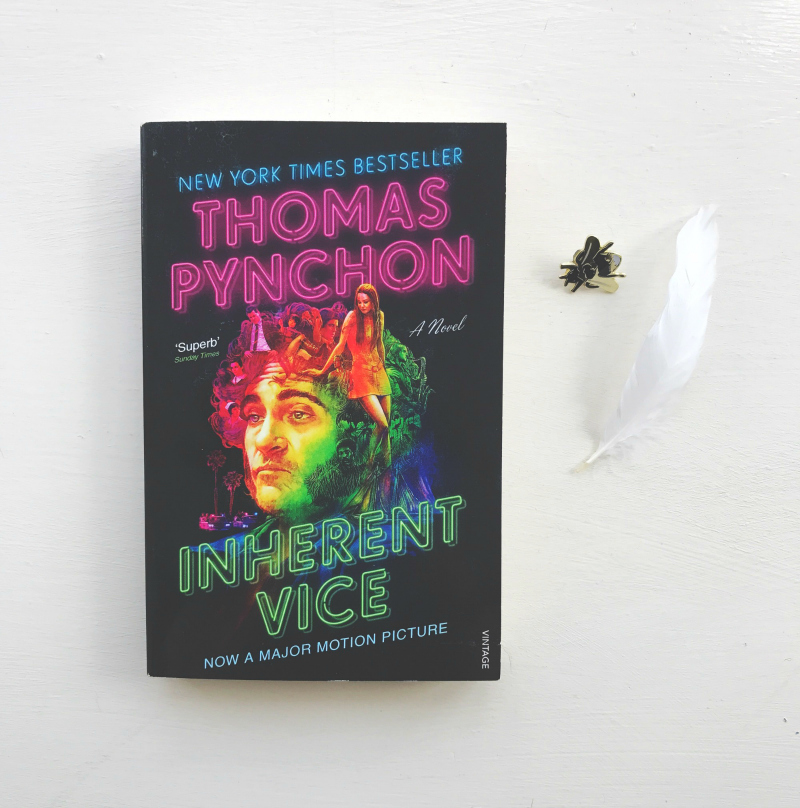 inherent vice thomas pynchon vivatramp book blog uk