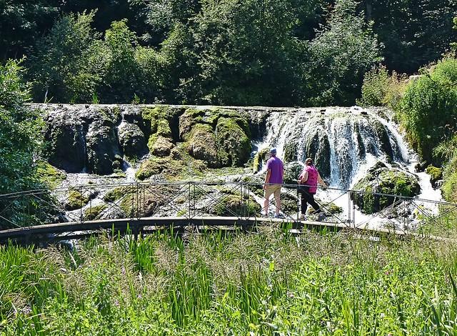 Viewing the falls.HFF., Panasonic DMC-TZ25