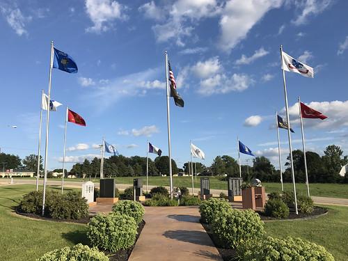 07-28-2017 Ride Veterans Memorial - Potosi Tennyson,WI