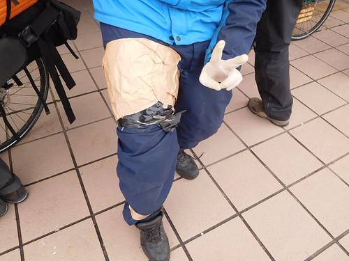 セ口のズボン…これで冬ツアーの写真締めくくってるのなんでみが深い