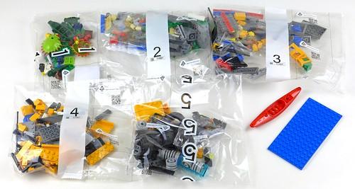 LEGO City Jungle 60160 Jungle Mobile Lab 04
