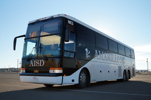 Amarillo ISD Van Hool T2145 #MC3