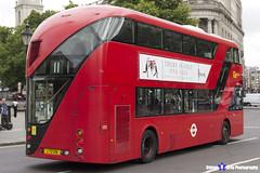Wrightbus NRM NBFL - LTZ 1118 - LT118 - 11 - Go Ahead London - London 2017 - Steven Gray - IMG_0355