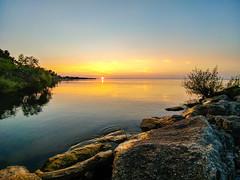 Sleepy Lake Ontario